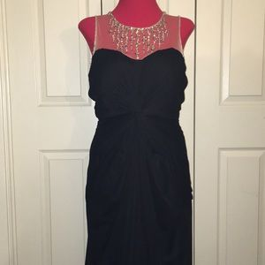 Adrianna Papell Formal dress with jewels
